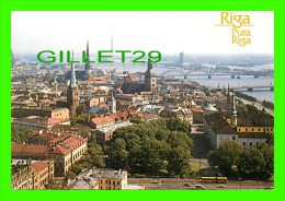 RIGA, LITUANIE  - PURA RIGA - VIEW OF THE CITY - CARTON - - Lituanie