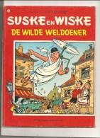 Suske En Wiske DE WILDE WELDOENER N°104 Par Willy Vandersteen Editions Standaard Uitgeverij De 1982 - Suske & Wiske
