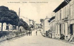 Verfeil - Faubourg - Route De Toulouse - Gendarmerie Nationale - Marchand De Tuiles - Verfeil