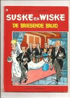 Suske En Wiske DE BRIESSENDE BRUID N°92 Par Willy Vandersteen Editions Standaard Uitgeverij De 1980 - Suske & Wiske