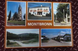 Montbronn - Other Municipalities