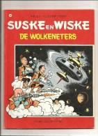 Suske En Wiske DE WOLKENETERS N°109 Par Willy Vandersteen Editions Standaard Uitgeverij De 1980 - Suske & Wiske