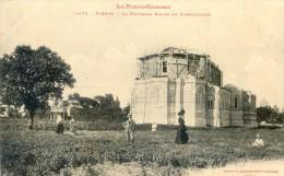Pibrac - La Nouvelle église En Construction - Verfeil