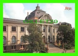 RIGA, LITUANIE  - LATVIJAS PSR MAKSLAS MUZEJS - THE STATE MUSEUM OF FINE ARTS OF THE LATVIAN - 1989 - - Lituanie