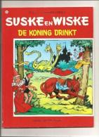 Suske En Wiske DE KONING DRINKT N°105 Par Willy Vandersteen Editions Standaard Uitgeverij De 1983 - Suske & Wiske
