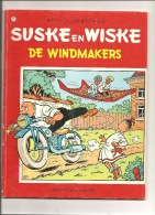 Suske En Wiske DE WINDMAKERS N°128 Par Willy Vandersteen Editions Standaard Uitgeverij De 1980 - Suske & Wiske