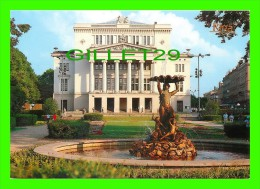 RIGA, LITUANIE  - LATVIJAS NACIONALA OPERA - LATVIAN NATIONAL OPERA HOUSE - 1989 - - Lituanie