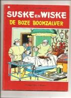 Suske En Wiske DE BOZE BOOMZALVER N°139 Par Willy Vandersteen Editions Standaard Uitgeverij De 1984 - Suske & Wiske