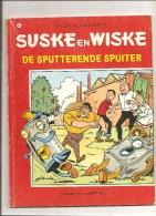 Suske En Wiske DE SPUTTERENDE SPUITER N°165 Par Willy Vandersteen Editions Standaard Uitgeverij De 1977 - Suske & Wiske