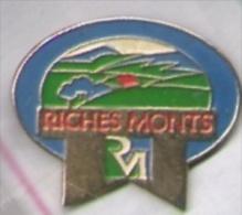 Riches Monts - Alimentation