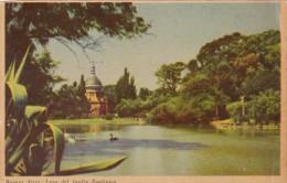 Argentina Buenos Aires Lago del Jardin Zoologico
