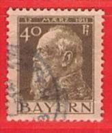 MiNr.82 II. O Altdeutschland Bayern - Bayern