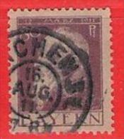 MiNr.85 I. O Altdeutschland Bayern - Bayern