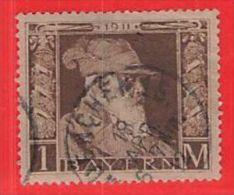 MiNr.86 I. O Altdeutschland Bayern - Bayern