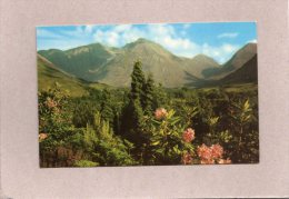 58088   Regno Unito,   Scozia,  Bidean Nan Bian,  The  Highest  Mountain In  Argyll,  Glen Coe,      NV - Argyllshire