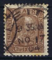 ICELAND: Mi Nr 40 Used 1902  Scotland UK  Cancel Leith - 1873-1918 Dänische Abhängigkeit