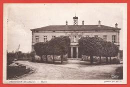 CPA Pressigny - Mairie - Autres Communes