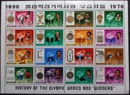 Noord Korea, Olympische Geschiedenis En Winnaars - Korea (Noord)