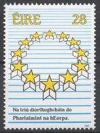 Ireland 681** EUROPEAN PARLIAMENT 3rd ELECTIONS - 1949-... République D'Irlande