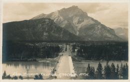 CANADA - ALBERTA - BANFF - Banff