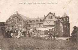 03 Allier  : LURCY-LEVY   Château De Béguin - Panne D' Aéro  1918    Réf 792 - Andere Gemeenten