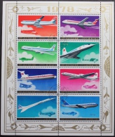 Noord Korea, Vliegtuigen - Korea (Noord)