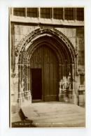 THE WEST DOOR, ST. MARY´S CHURCH, BEVERLEY - England