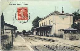 Vergèze – La Gare – Edition Arnal - Vergèze