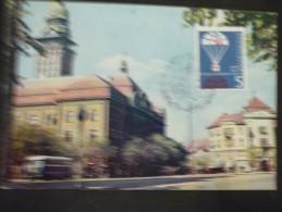 Carte Postale SUBOTICA Trg Slobode 1964 - 1945-1992 République Fédérative Populaire De Yougoslavie