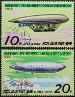 Noord Korea, Luchtschepen - Korea (Noord)