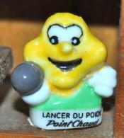Feve Pain Chaud - Lancer Du Poids - Geluksbrengers