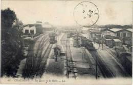 Chaumont – Les Quais De La Gare - Chaumont