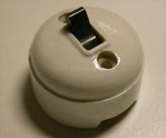 Interrupteur En Porcelaine - Outils
