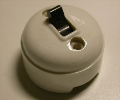 Interrupteur En Porcelaine - Werkzeuge
