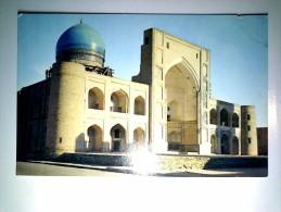 BUKHARA- MIR-I ARAB MADRASSAH Uzbekistan - Uzbekistan