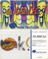 Telefonkarte Rumänien - Talk - 08.1998 - Rumänien