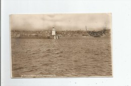 GUERNSEY,ST PETER PORT FROM THE SEA 1933 - Guernsey