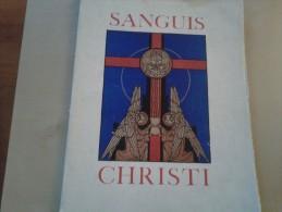 Herinneringsalbum Sanguis Christi, Het Spel Van Het Heilig Bloed Van Brugge In Beeld, 1947, 138 Blz. - Libros, Revistas, Cómics