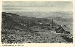 Pays Divers-groenland -groenlande -ref F303- La Houillere De Qutdligssat  - Carte Bon Etat - - Groenland
