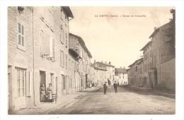 LA GRIVE   ( Isere )   ROUTE DE GRENOBLE - Bourgoin