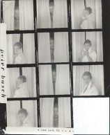 5 Planches  Contact/Photos D´Agence/Annette STROYBERG/( Madame VADIM)/1957- 1958  PHOTN116 - Personalidades Famosas