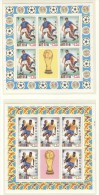 BARBUDA 4 Perforated Sheets Of 5 Mint Without Hinge - 1974 – West Germany