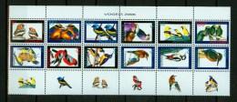 Ned Antillen Antilles 2004,12V In Block + Tab,birds,vogels,vögel,oiseaux,pajaros,uccelli,aves,MNH/Postfris(L2058) - Vogels