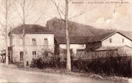 GRAVAIRAS - ROUTE NATIONALE Près MASSIAC - - France
