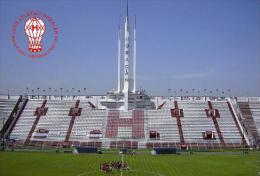 Stadium Tomas Adolfo Duco (Club Atletico Huracan,Argentina ) Postcard - Size: 15x10 Cm. Aprox. - Fútbol