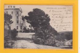 BOULOURIS - 83 - COMMERCES - HOTELS - Le Grand Hôtel - Boulouris