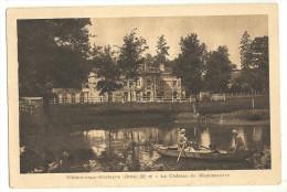 VILLIERS Sous MORTAGNE - Le Château De Moulisseuvre  99 - Sin Clasificación