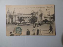 Exposition Coloniale  Le  Grand-Palais - Zonder Classificatie