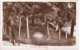 RP; Saint Helena, Ascension And Tristan Da Cunha, PU-1952; Napoleon´s Tomb, St. Helena - Ascension (Ile)