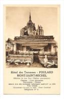 (7466-50) Mont Saint Michel - Hôtel Des Terrasses - POULARD - Le Mont Saint Michel